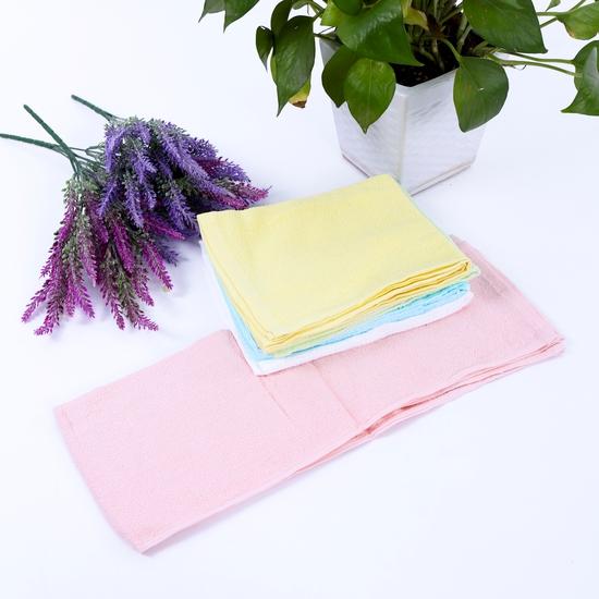 Set 5 khăn mặt bông thể thao xuất Nhật