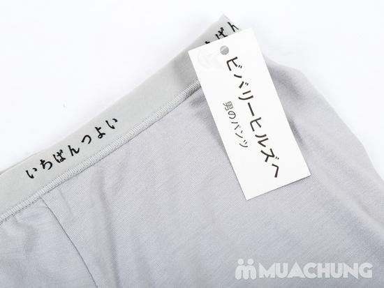 4 quần boxer đùi hàng xuất Nhật thoáng mát