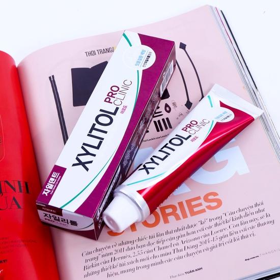 4 hộp kem đánh răng thảo dược Xylitol cao cấp
