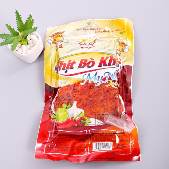 Combo 5 gói thịt bò khô thơm ngon
