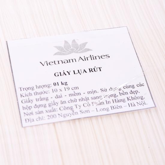 2 bịch khăn giấy chữ nhật hàng không tiện lợi