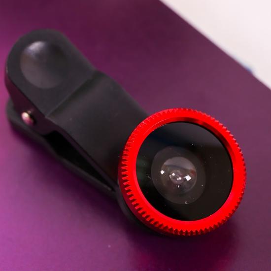 Bộ lens đa năng chụp ảnh cho điện thoại