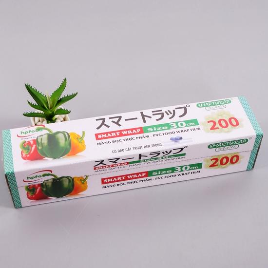 Màng bọc thực phẩm Smart Wrap 30cm x 100m