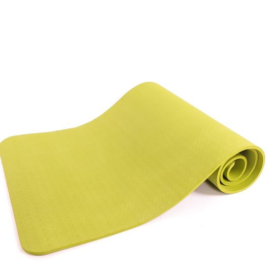 Thảm tập Yoga dày 8mm chống trơn kèm túi đựng