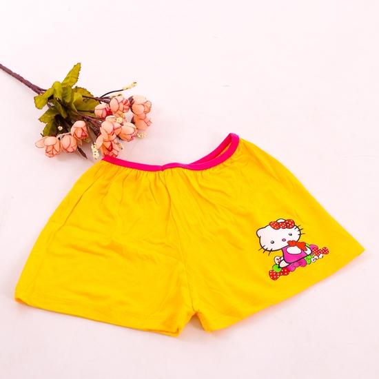 5 quần chíp đùi cho bé gái in hoạt hình xinh xắn