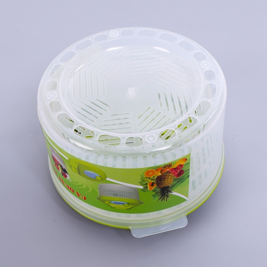Rổ quay rau quả ly tâm Tashuan an toàn, tiện dụng