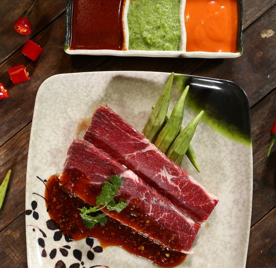 Buffet Lẩu nướng Singapore BBQ - Tặng Coca tươi