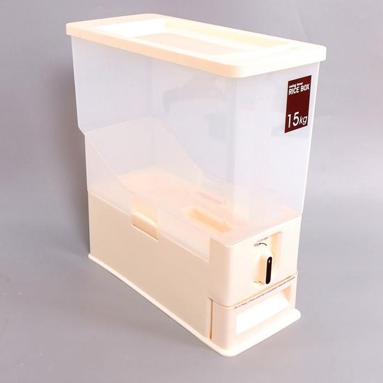 Thùng đựng gạo thông minh Dispenser 15kg