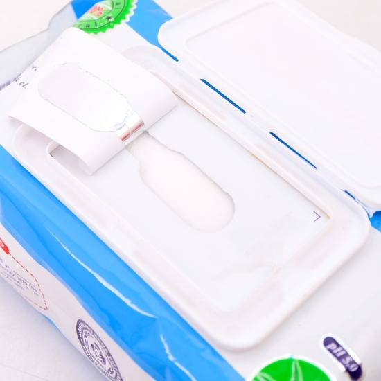 Combo 5 gói khăn ướt Baby Health loại 80 tờ