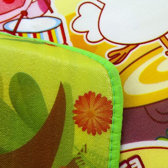 Thảm Mabosi 2 mặt dày dặn cho bé (2 x 2.2m)