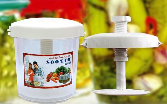 Hộp muối dưa cà hàng Thái Lan
