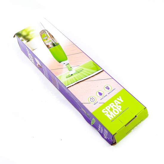 Cây lau kính, lau nhà phun nước đa năng Spray Moop