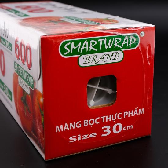 Màng bọc thực phẩm Samrt Wrap 600 - Hàng Việt Nam