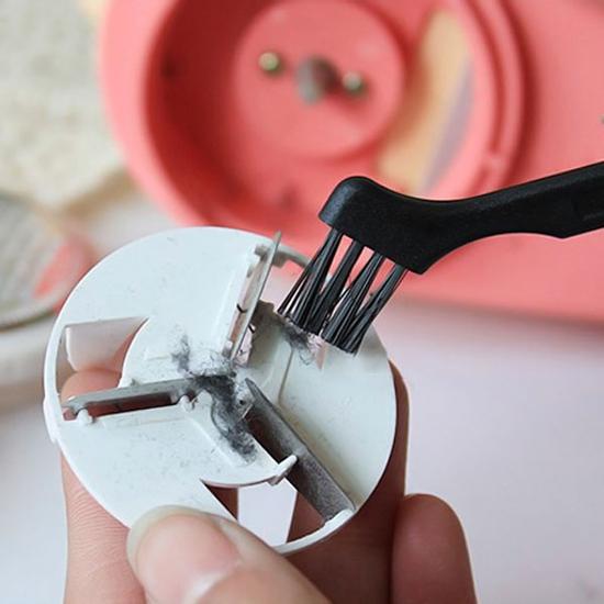 Máy cắt lông xù hình chú heo - Tặng 2 bộ lưỡi dao