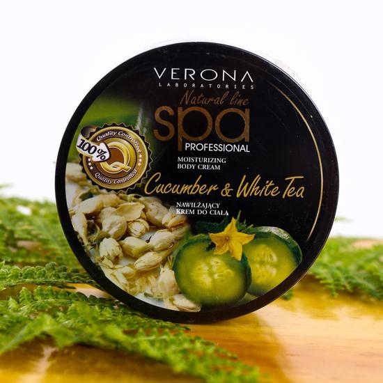 Kem dưỡng tinh chất thiên nhiên Verona tặng mặt nạ