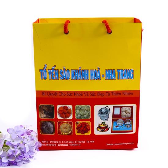 Hộp 100g tổ yến sào Khánh Hòa nguyên chất 100%