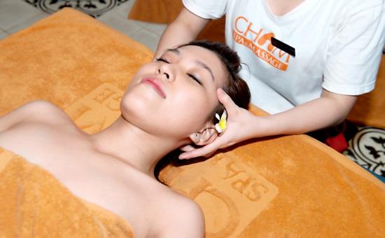 Chăm sóc da mặt cơ bản tại Cham spa & Massage