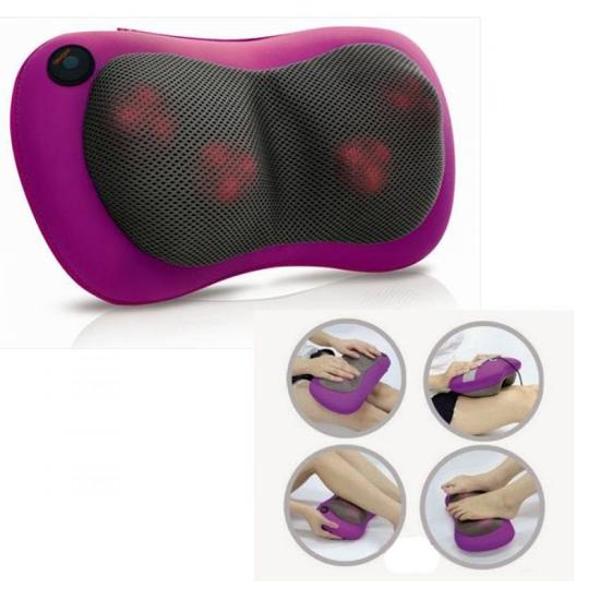 Gối massage hồng ngoại Magic Pillow 819