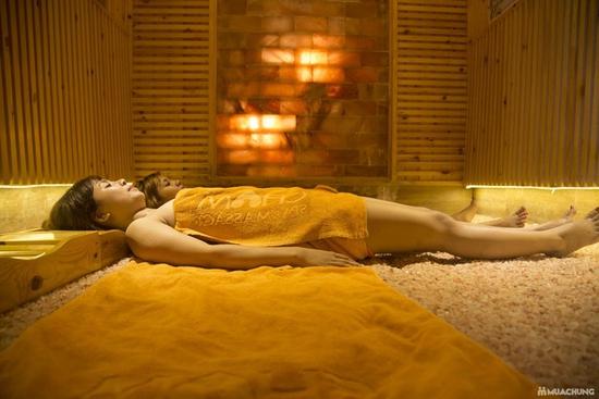 Trị mụn lăn kim tại Cham spa & Massage