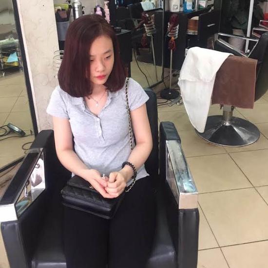 Nhuộm tóc đẹp tặng hấp đón Noel & năm mới Nhung Hair Salon & Spa
