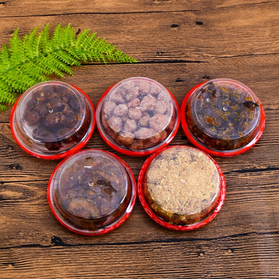 5 hộp ô mai hương vị cổ truyền Hà Nội (200g/1 hộp)