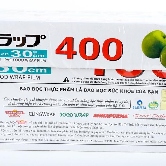 Màng bọc thực phẩm Las Palms 450