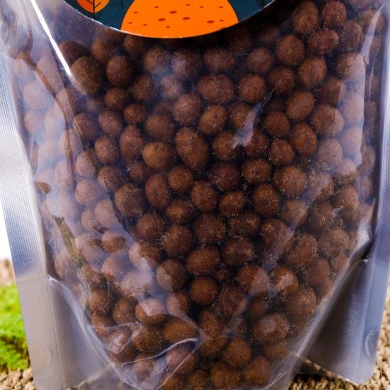 2 gói đậu phộng vị cà phê + phô mai ngọt Nguyên Vũ