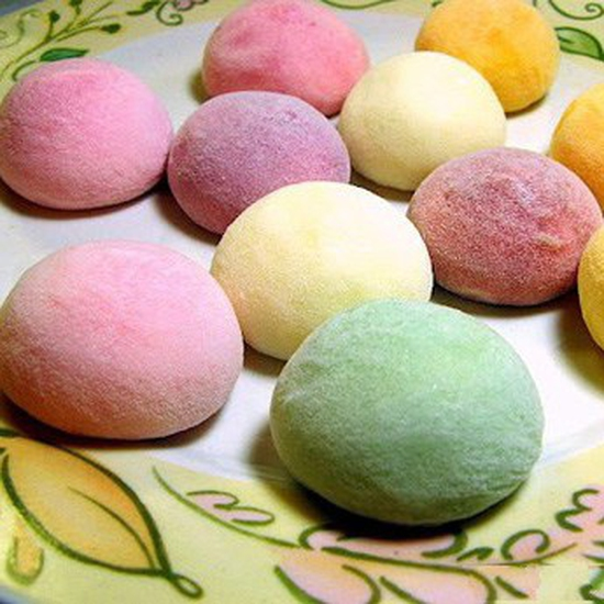 Bánh Mochi Hỗn Hợp 270g