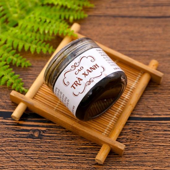 Cao trà xanh dưỡng da Bảo Hân lọ 50gr
