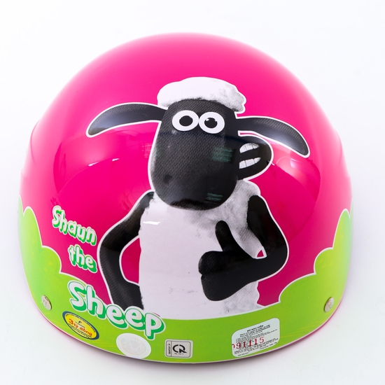 Mũ bảo hiểm trẻ em Chita CT9C hình cừu xinh xắn