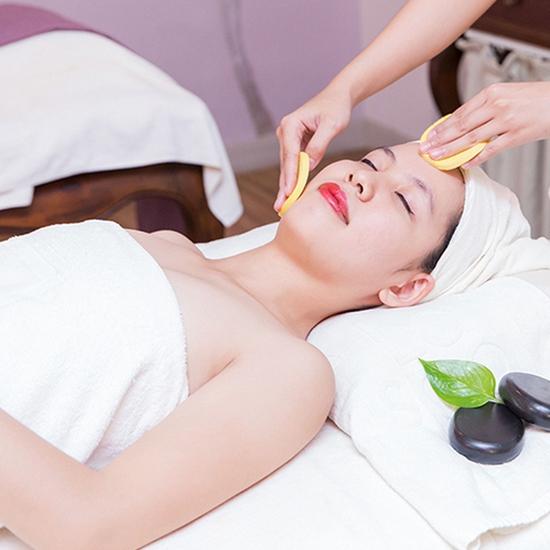 Căng bóng, trẻ hóa da CN phun oxy tươi và VitaminC Thủy Nguyễn Spa