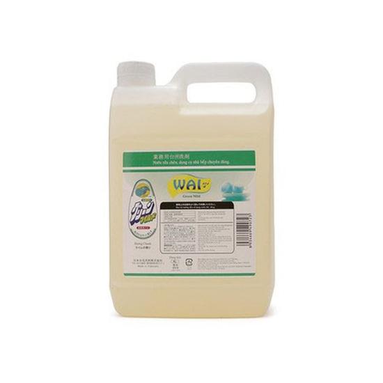 Nước rửa chén, dụng cụ nhà bếp Wai hương chanh 4L