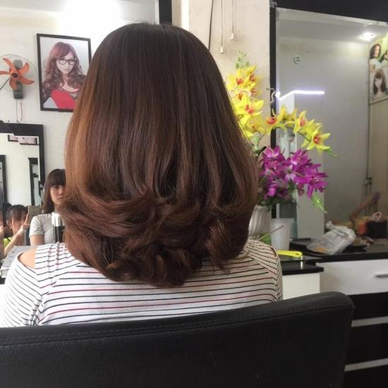 1 trong 10 gói làm tóc-Tặng thẻ hấp phục hồi 1 năm
