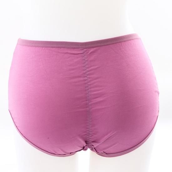 05 quần lót cạp cao chất cotton - hàng Việt Nam