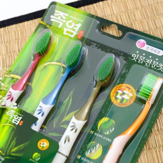 Combo 4 bàn chải đánh răng Hàn Quốc
