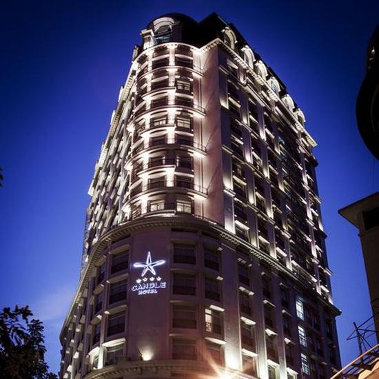 Voucher giảm giá dịch vụ ăn, uống Skyline Bar 4* Khách sạn Super Hotel Candle