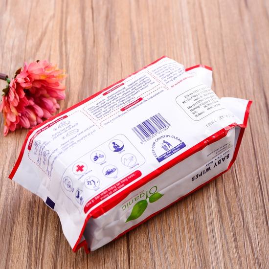 5 gói Khăn ướt không mùi AnfaBaby 100 tờ/gói