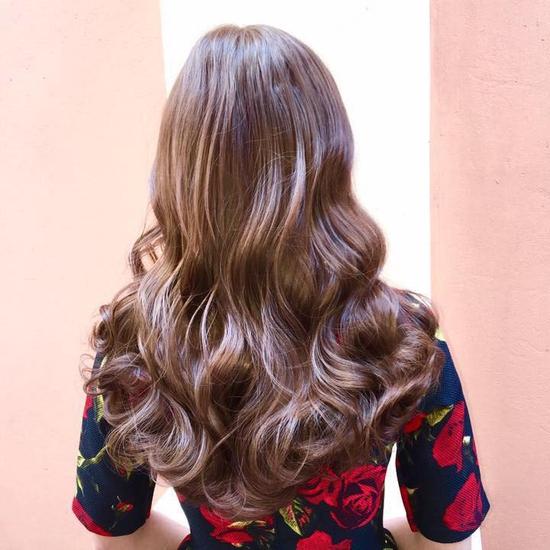 Trọn gói làm tóc Uốn/ Ép/ Nhuộm - Tặng tinh dầu
