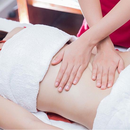 Massage, quấn nóng giảm béo bụng Nhật Bản Sofia Spa
