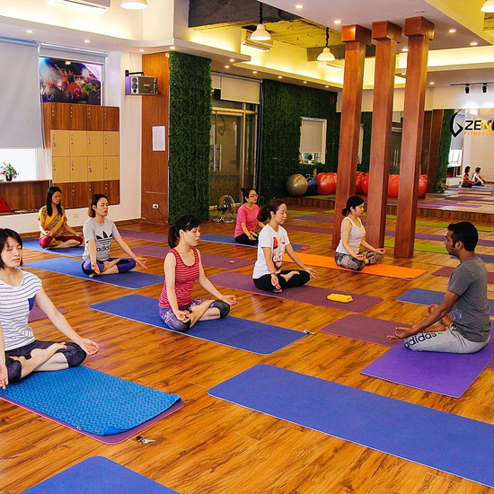 Thẻ tập 1 tháng Yoga & lớp nhảy tại ZENFIT YOGA