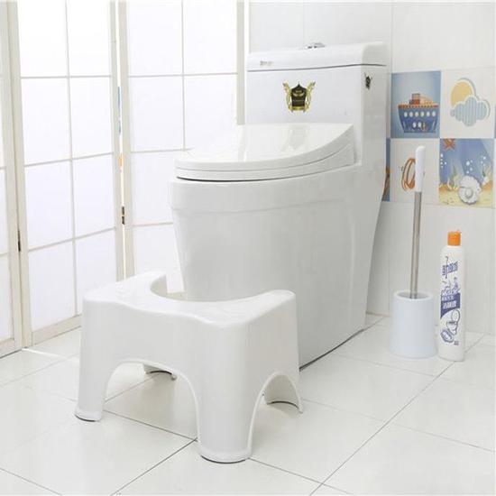 Ghế kê chân toilet Chefman - hàng Việt Nam