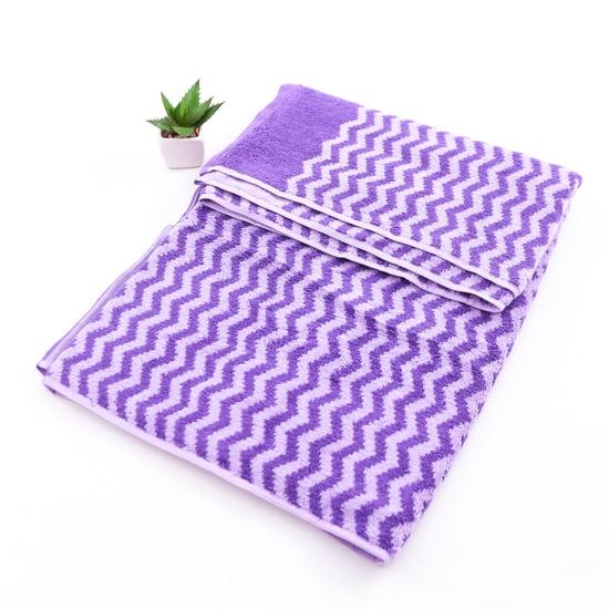 Khăn tắm Silk khổ lớn - 100% cotton tự nhiên