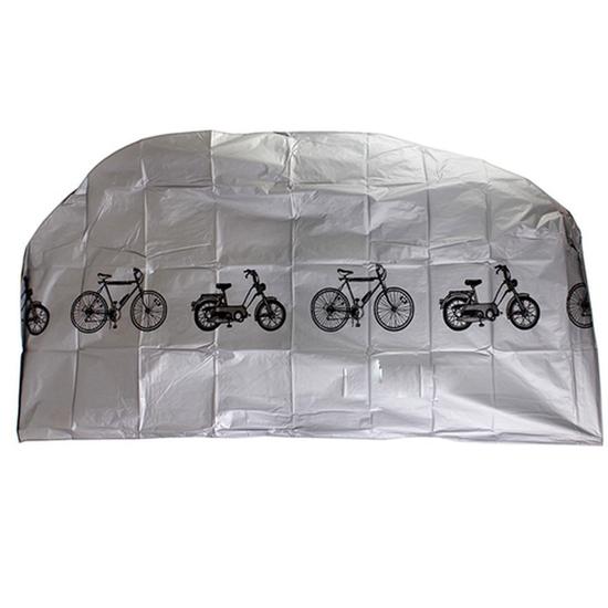 Bạt phủ xe máy in hình chống gió bụi, mưa nắng