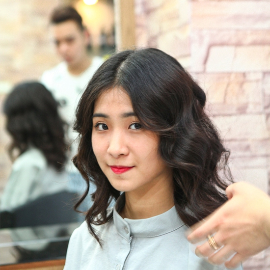 Làm tóc đẹp đẳng cấp - Viện tóc Nhất Phong Andrew