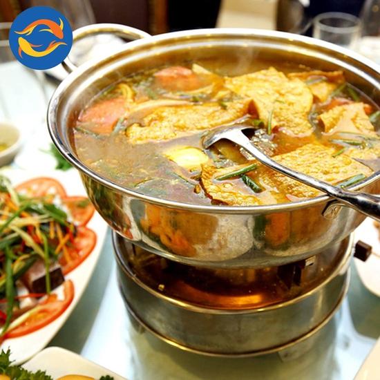 Set cá lăng/cá tầm bổ dưỡng siêu hấp dẫn cho 6N Cá Minh Quân