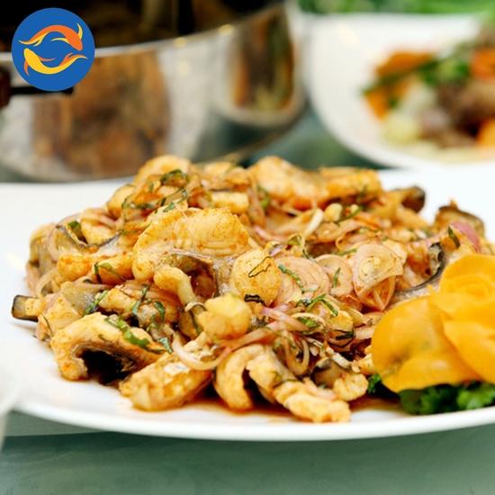 Set 2kg cá lăng siêu ngon cho 4N - NH Cá Minh Quân