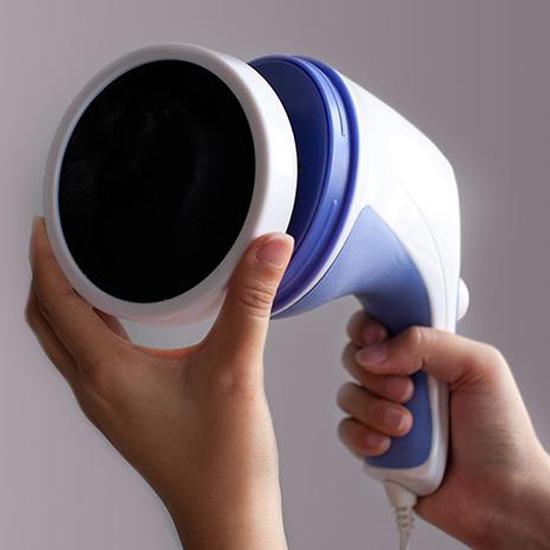 Máy massage cầm tay tiện dụng cho mọi gia đình