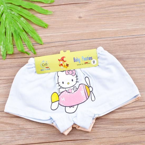 04 quần chíp đùi in hình xinh yêu cho bé - hàng VN