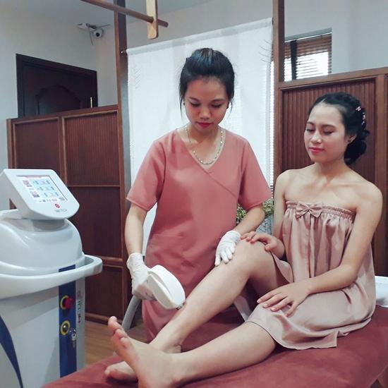 Triệt lông CN Hàn Quốc An toàn Hiệu quả Không đau Anzen Spa