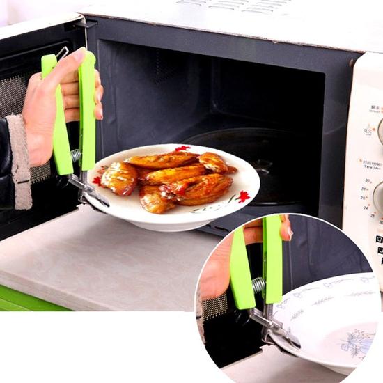 Combo 2 dụng cụ gắp đồ nóng tiện lợi
